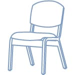 Chair Graphic